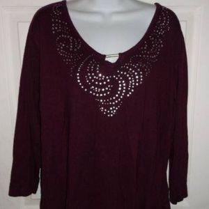 Sweaters - Claire France Sweater Size XL
